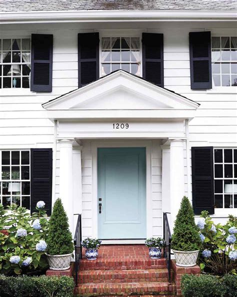 House With White Shutters by Timeless Vs Trendy Designing A Home That Will Grow And