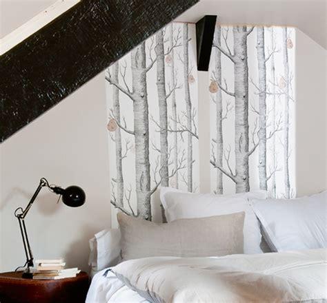 tete de lit papier peint capitonne sedgu