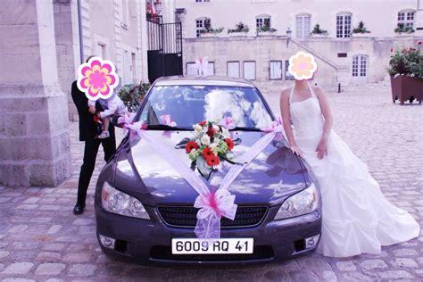 decoration voiture mariage pas cher deco voiture de mariage pas cher meilleure source d