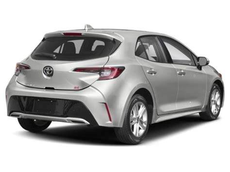 toyota corolla hatchback prices  toyota corolla hatchback se manual car quotes