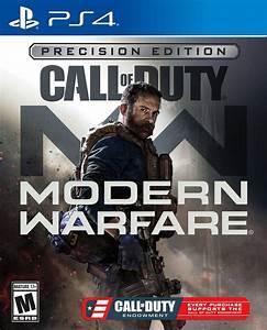 Call Of Duty  Modern Warfare C O D E Precision Edition
