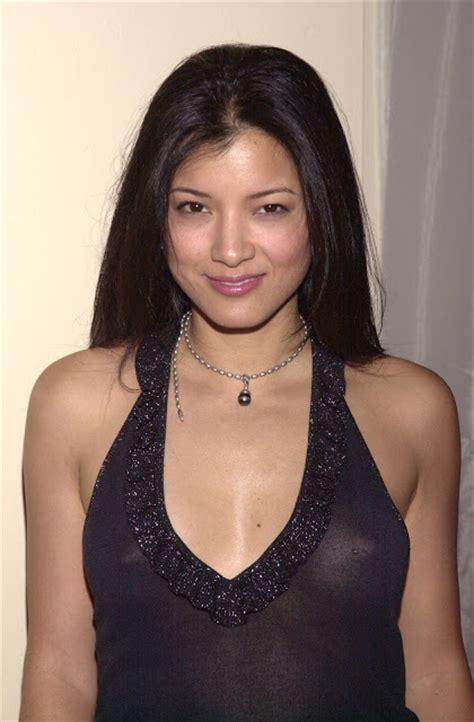 Kelly Hu See Through Nips