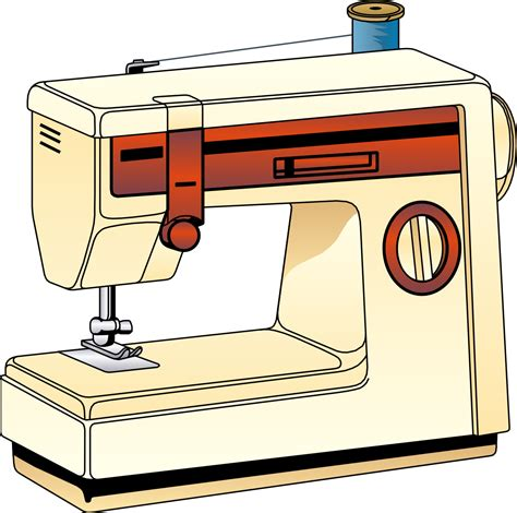 Sewing Clipart Sewing Machine Clipart