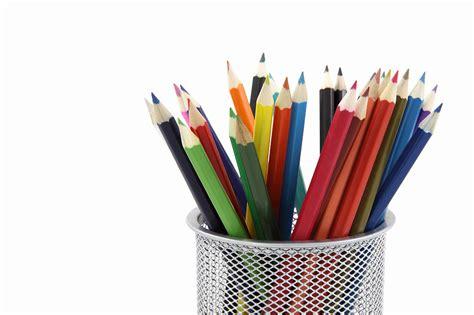 colored pencils  stock photo colored pencils