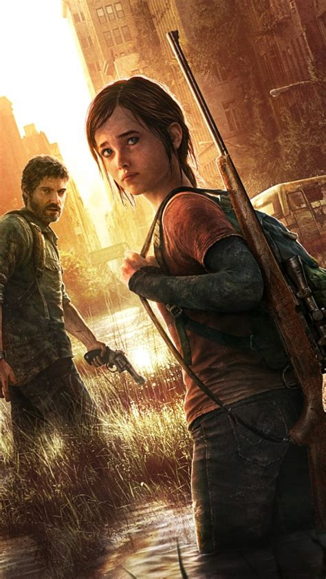 the last of us iphone wallpaper the last of us