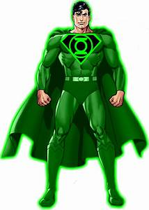 Superman Green Lantern