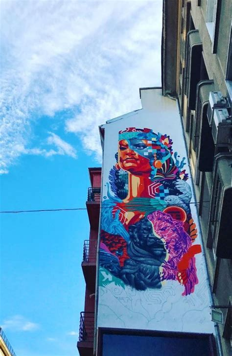 fascinating examples  street art doozy list