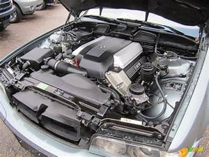 2001 Bmw 7 Series 740il Sedan 4 4 Liter Dohc 32