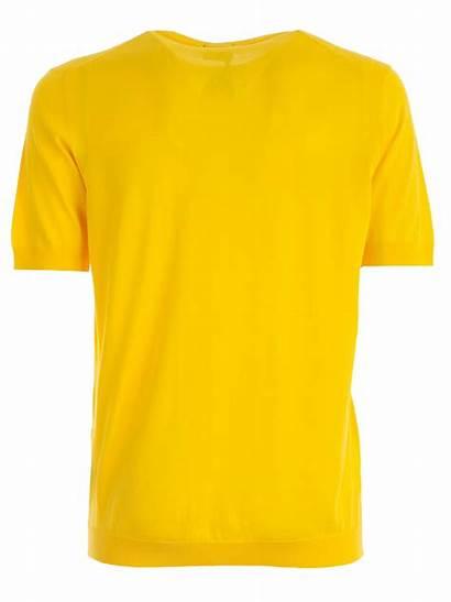 Shirt Transparent Yellow Plain Background