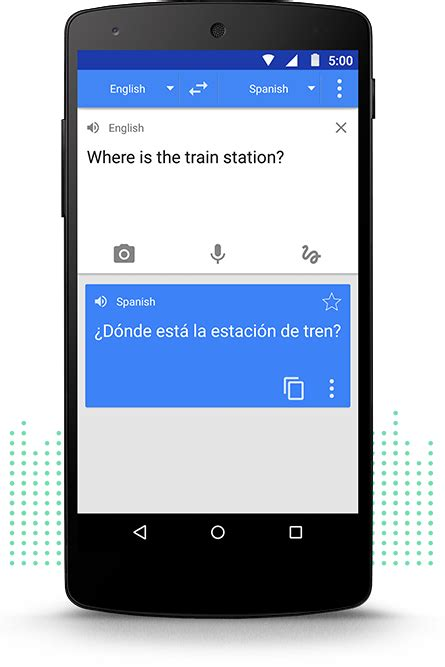 google translate  personal interpreter   phone