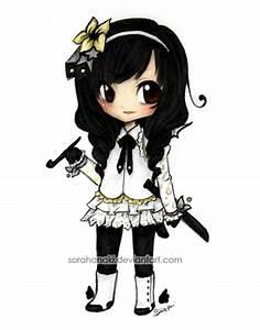 Chibi Galeria: Cute Chibi Drawings
