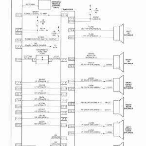 97 Jeep Grand Cherokee Radio Wiring Diagram