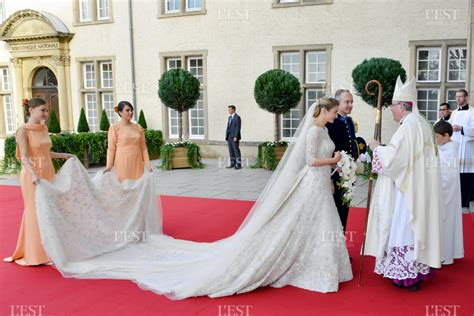 mariage luxembourg diaporama mariage princier au luxembourg