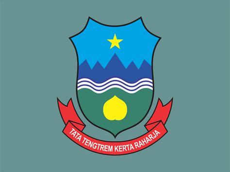 logo kabupaten garut format cdr media vector