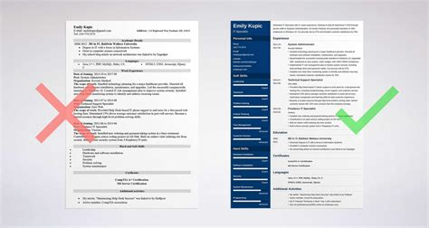 What Is A Resume Profile by 20 Resume Profile Exles How To Write A Professional
