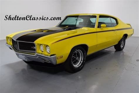 1970 Buick Gsx 455 Stage 1 For Sale  Buick Gsx 455 Stage