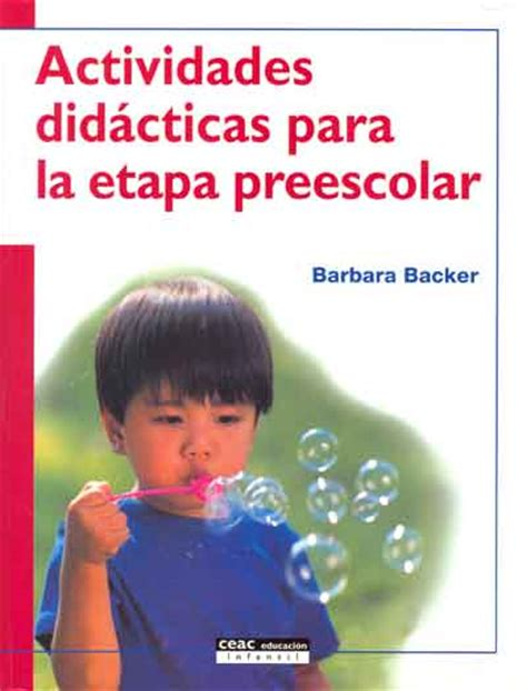 Actividades Didacticas Para La Etapa Preescolar Barbara