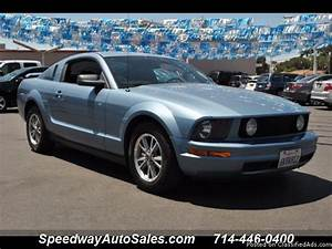 Used Cars Near Me 2005 Ford Mustang Premium  V6  Clean