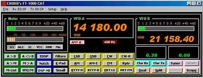 Cat Yaesu Radio Software Control Amateur Window