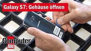 Samsung Galaxy S7  Computer Bild  U00f6ffnet Das Geh U00e4use