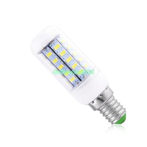 ultra bright 5730 led corn l light bulb white 110v 220v