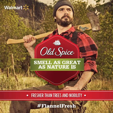 Old Spice Is Sending One Lucky Person To The Lumberjack