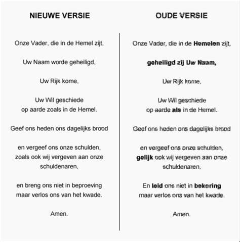 Kleurplaat Slopen by Dit Is De Nieuwe Versie Het Onze Vader Zoek De