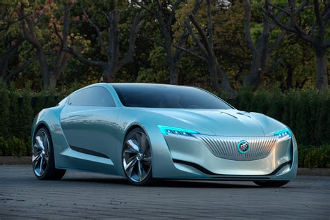 New Gm Plug In Hybrid In Buick Riviera Concept Actually No