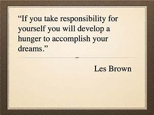 Responsibility Quotes For Work. QuotesGram