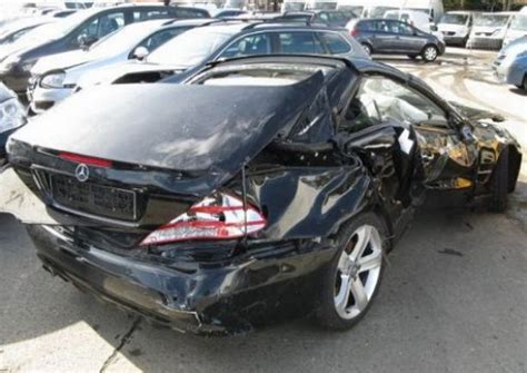 Wrecked Supercars (24 Pics