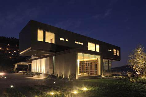 homes built into hillside 5 of the 39 s best modern home designs