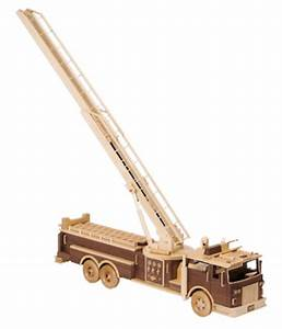 The Fire Truck 29inch (Woodworking Plan)
