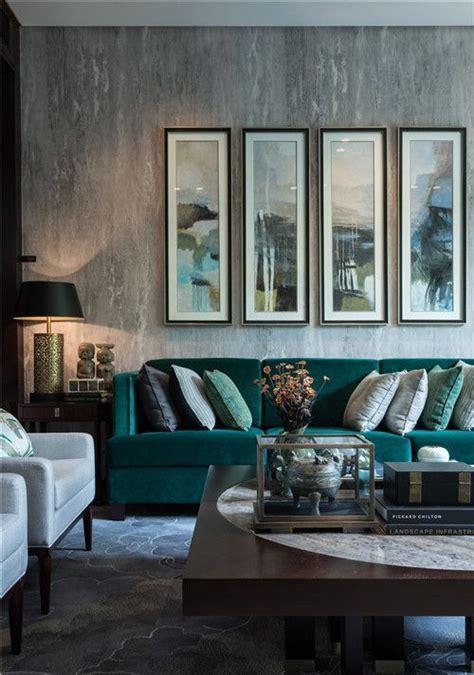 green livingroom 30 green and grey living room décor ideas digsdigs