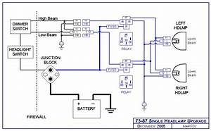 9003 Headlight Wiring Harness Diagram