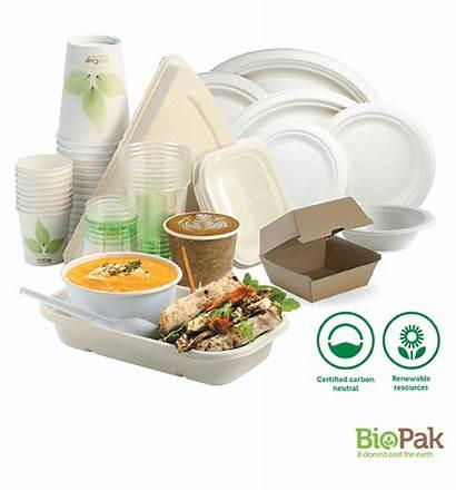 Packaging Biopak Friendly Plastic Environmentally Wf Min