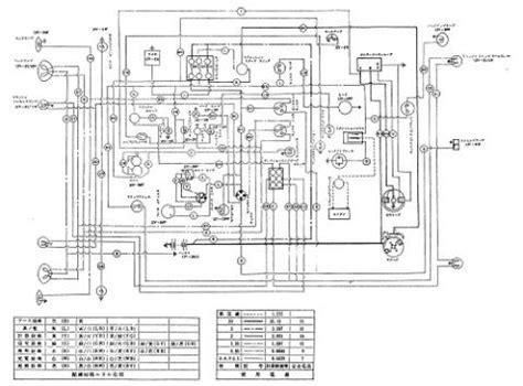 Subaru 360 Wiring Diagram by 配線図