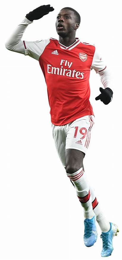 Pepe Nicolas Render Arsenal Footyrenders