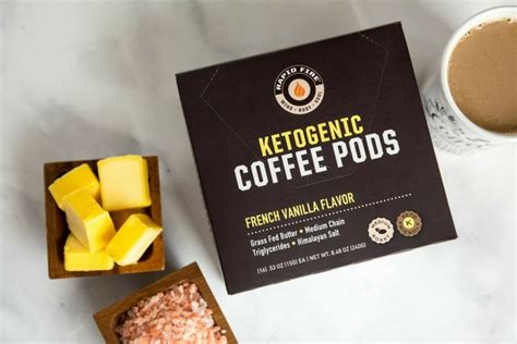 1 922 просмотра 1,9 тыс. Rapid Fire Flavored Ketogenic Coffee Pods | FitKing