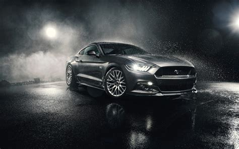 Ford, Car, Vehicle, Ford Mustang Wallpapers Hd / Desktop