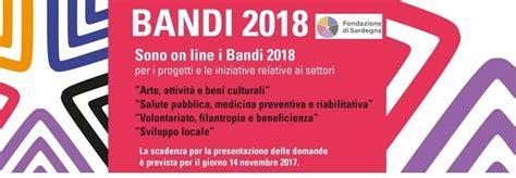 di sardegna on line on baking fondazione di sardegna on line i bandi 2018