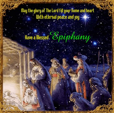 blessed epiphany card epiphany ecards greeting cards