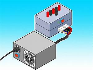 How To Create A 12 Volt Dc Test Bench For Bullet Cameras