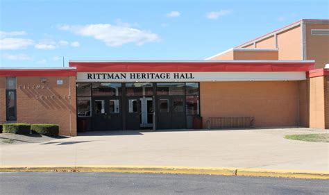 district rittman exempted village schools