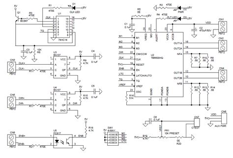 Stepper Motor Driver Circuit Archives