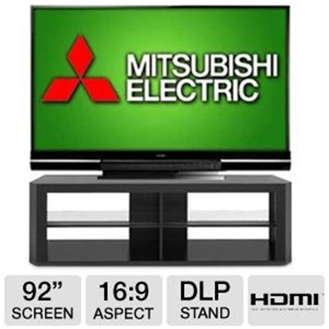 Mitsubishi 92 Tv by Mitsubishi Wd 92840 92 Class 3d Dlp Hdtv And