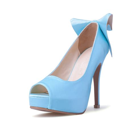light blue shoes heels something blue wedding heels light blue bridal by