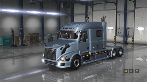 volvo vnl  truck shop   truck mod ets mod