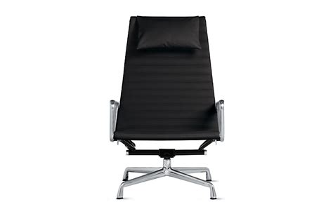eames aluminum lounge chair herman miller