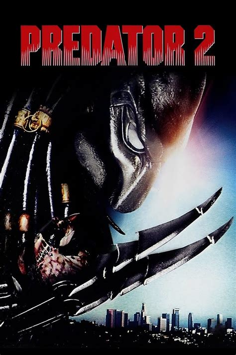 Predator 2 (1990)  Posters — The Movie Database (tmdb
