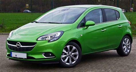 Opel Car Models by Opel Car Models List Complete List Of All Opel Models